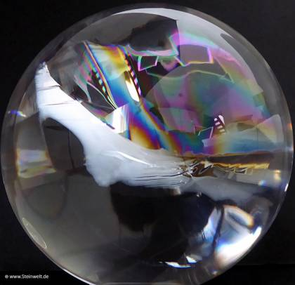Crystal Quartz Sphere