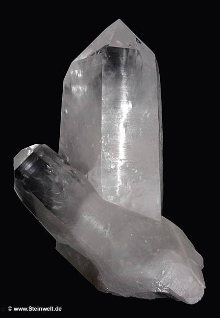 crystal laser quartz point