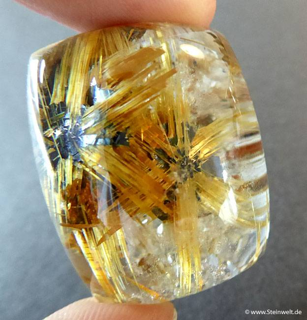rutilated quartz